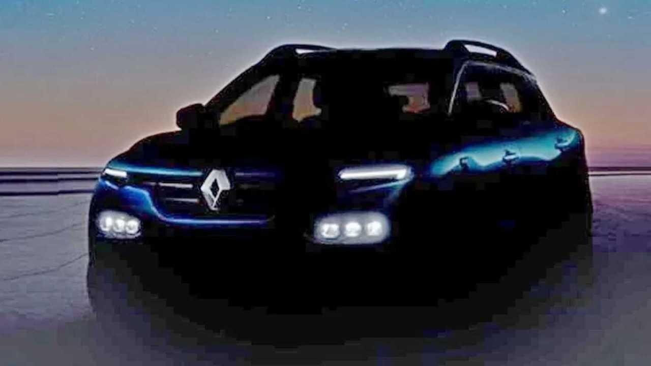 Renault Kiger - Teaser