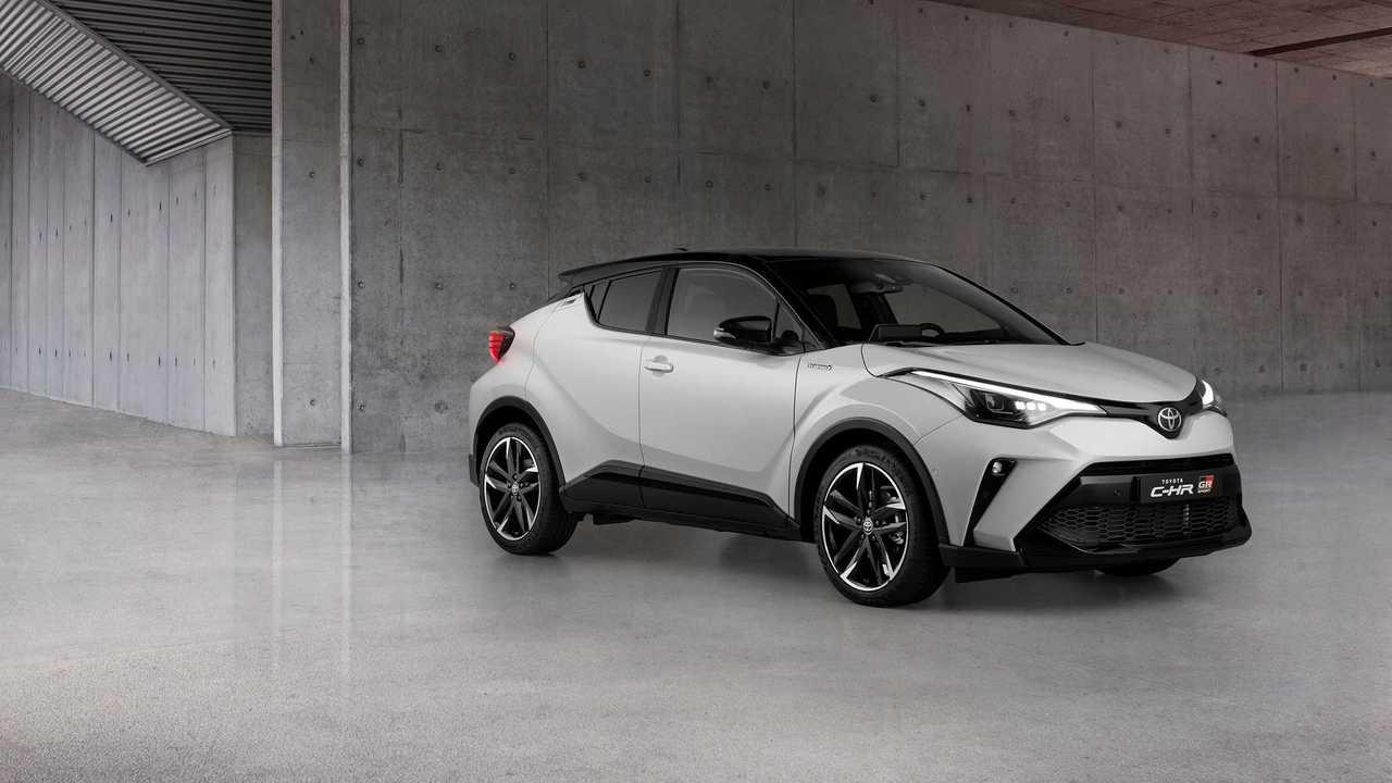 2021 Toyota C-HR GR Sport (Avrupa)