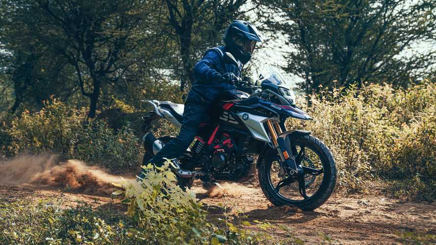 TVS Reportedly Developing 310cc Adventure Bike