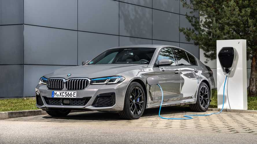 BMW Fall 2020 Model Update Focuses On Increased Efficiency