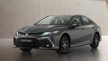 Toyota Camry Facelift (2021): Neue Front und mehr Sicherheit