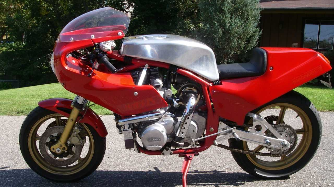 Turbocharged Harris F1
