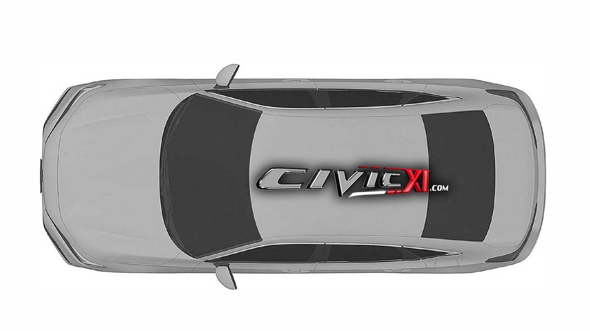 2022-honda-civic-sedan-top-view-at-patent-office