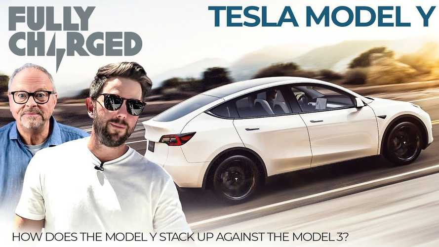 Deep Dive: How Does The Tesla Model Y Stack Up To The Model 3?