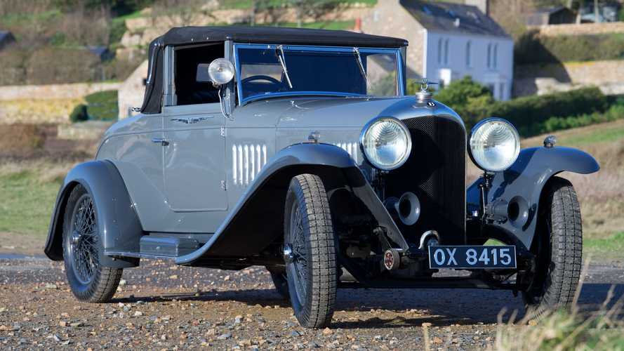 Unique Bugatti among rarities at this week's Concours of Elegance