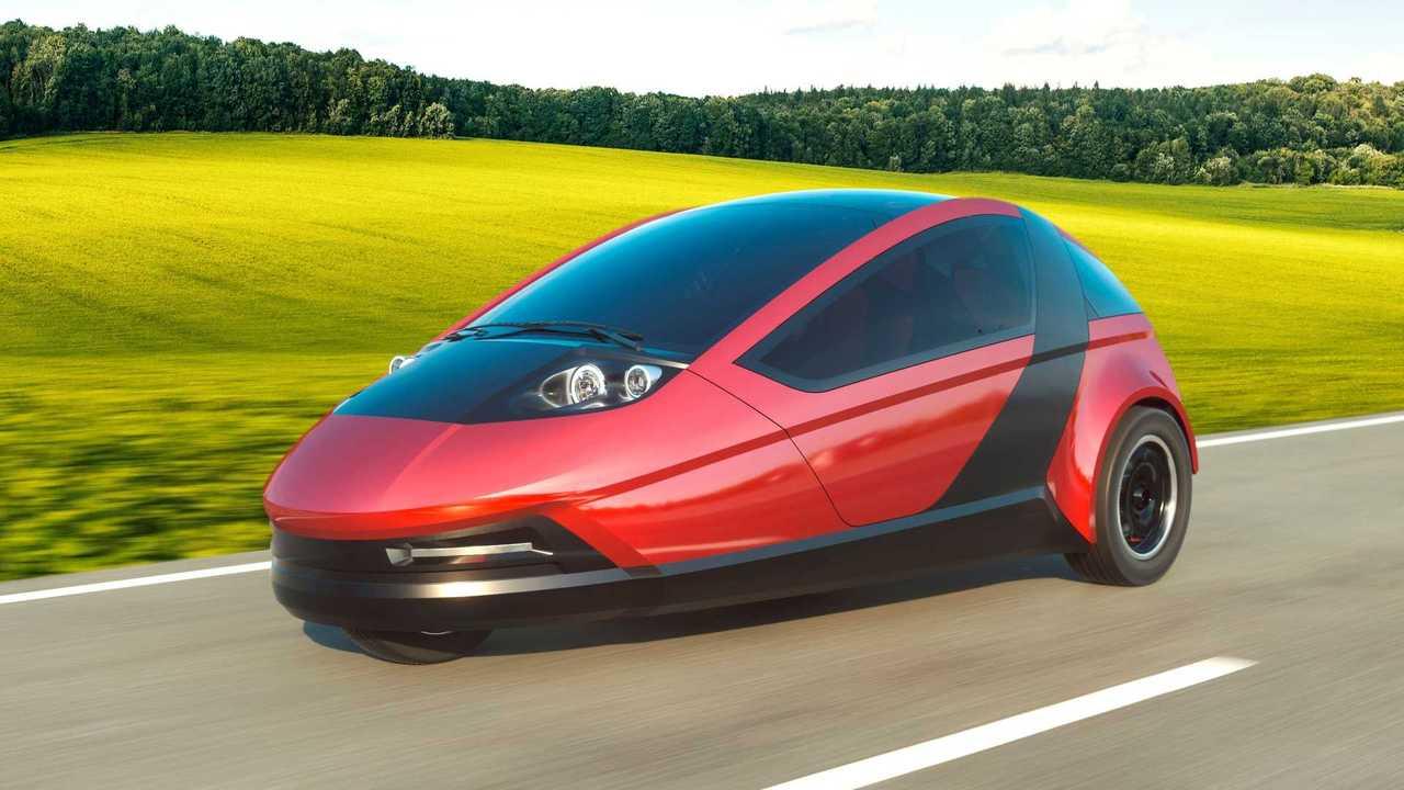 Twike 5: Rendering des Elektro-Leichtfahrzeugs