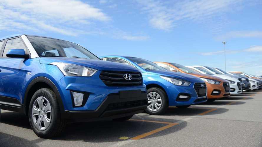 Данные 1,3 миллиона российских клиентов Hyundai выставили на продажу