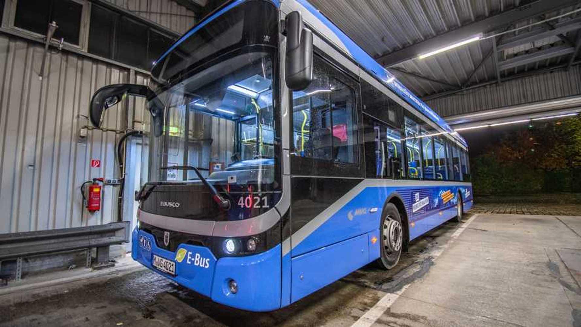 Ebusco electric bus