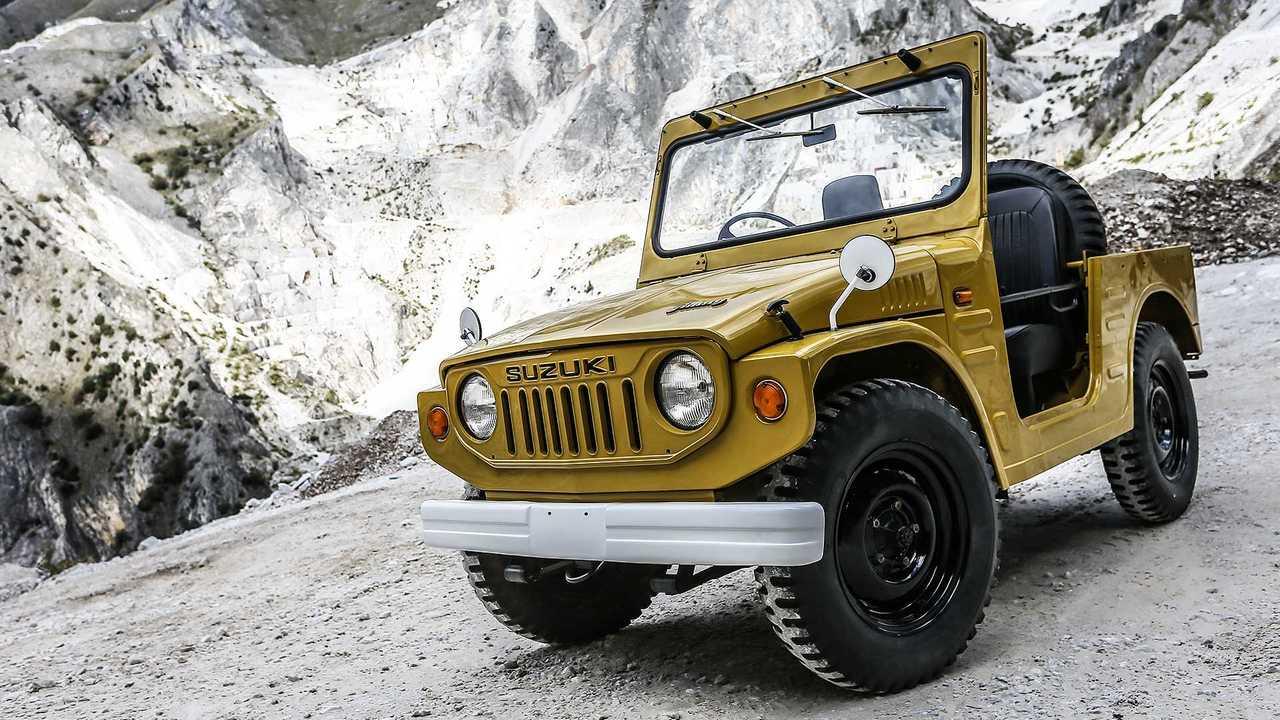 Suzuki Jimny, i suoi primi 50 anni