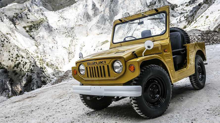 Suzuki Jimny, 50 anni ed è rimasto piccolo