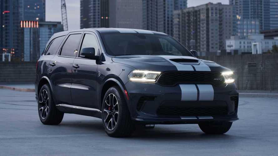 2021 Dodge Durango SRT Hellcat: First Drive
