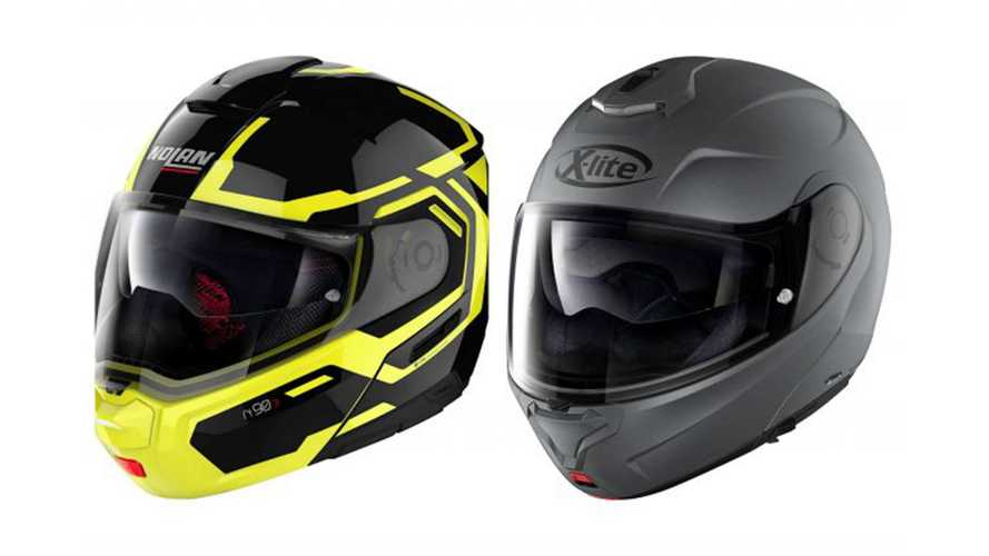 Nolan And X-Lite Introduce Two New Modular Helmets