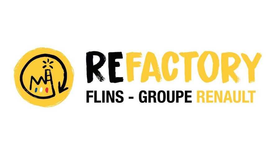 Renault anuncia a criação da Re-Factory