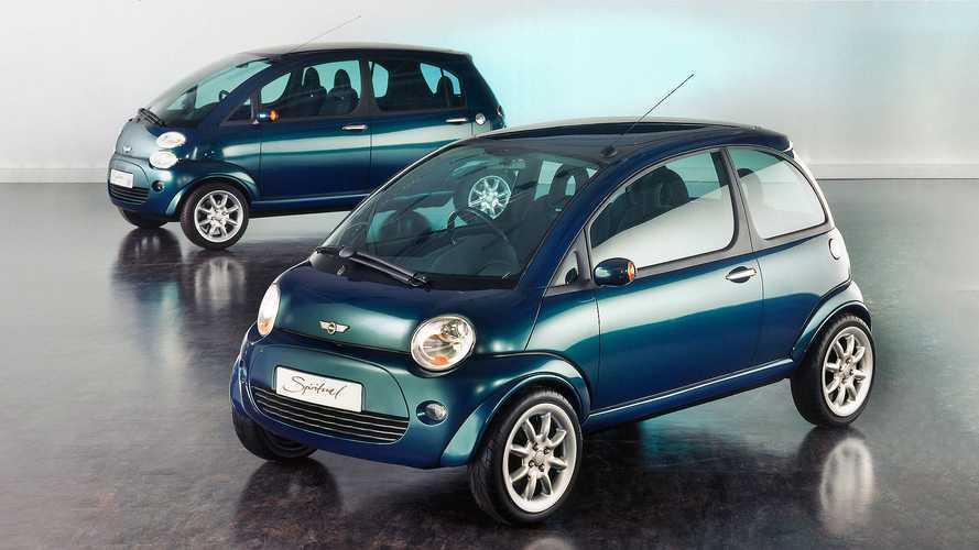 Der Weg zum BMW-Mini: Es hätte auch anders kommen können