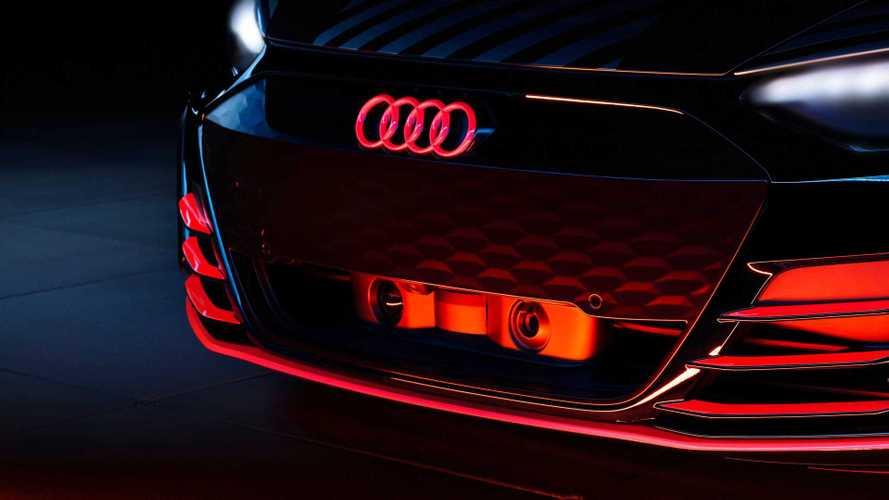 Audi e-tron GT: la supercar elettrica hi tech avrà una cura artigianale