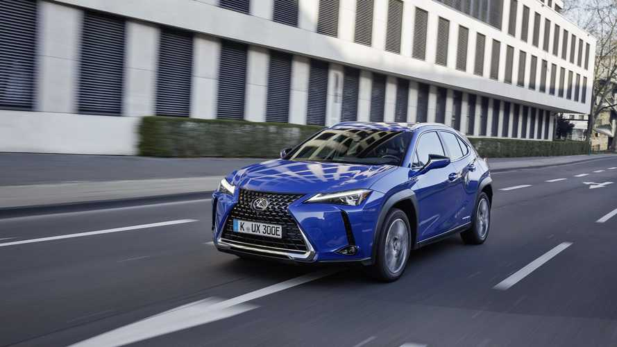 Lexus UX 300e Enters The European Market