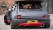 Peugeot 205 T16 par Dimma