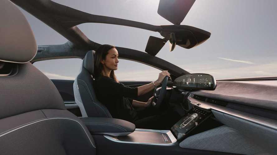 Lucid Air станет первым автомобилем с технологией Dolby Atmos