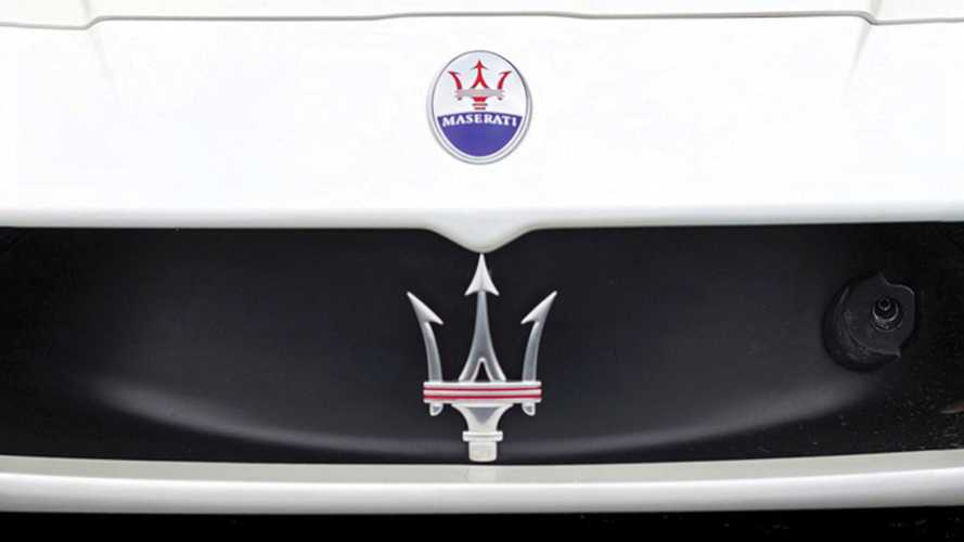 Maserati MC20 new Trident logo