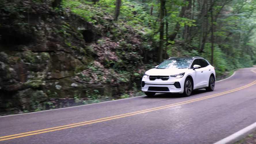 See The Volkswagen ID.4 Prototype Testing In The U.S.