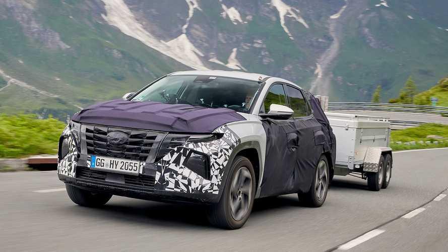Neuer Hyundai Tucson (2020): Finale Testphase beendet