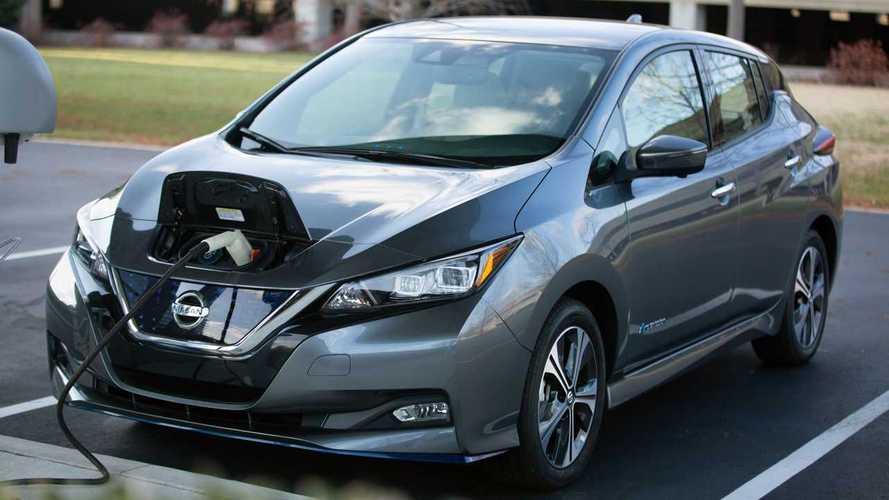 US: Nissan LEAF Sales Improved A Bit In Q3 2021