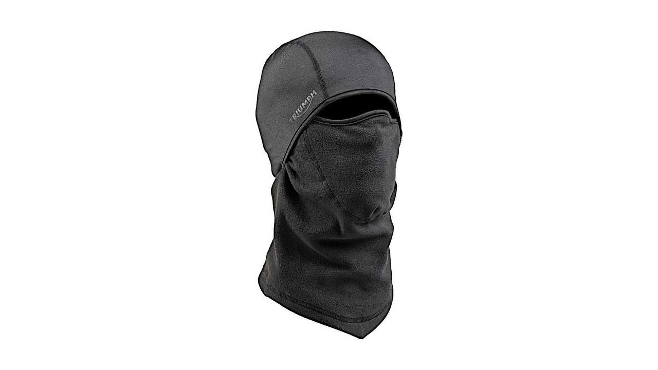 Triumph Riding Essentials - Balaclava
