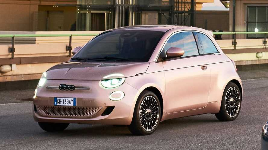 2020 Fiat 500 Electric 3+1