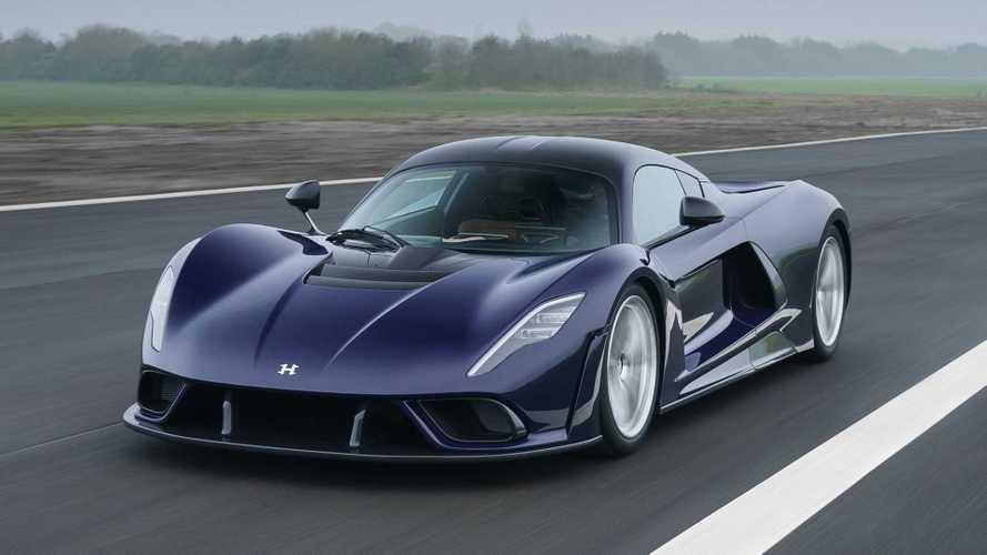Гиперкар Hennessey Venom F5 стал серийным: он развивает 500 км/ч