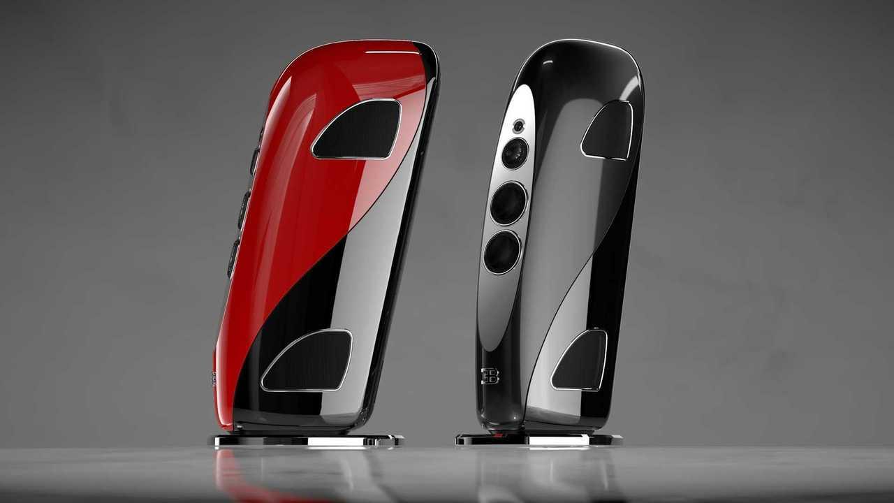 Tidal Audio Tarafından Geliştirilen Bugatti Royale Hoparlörler