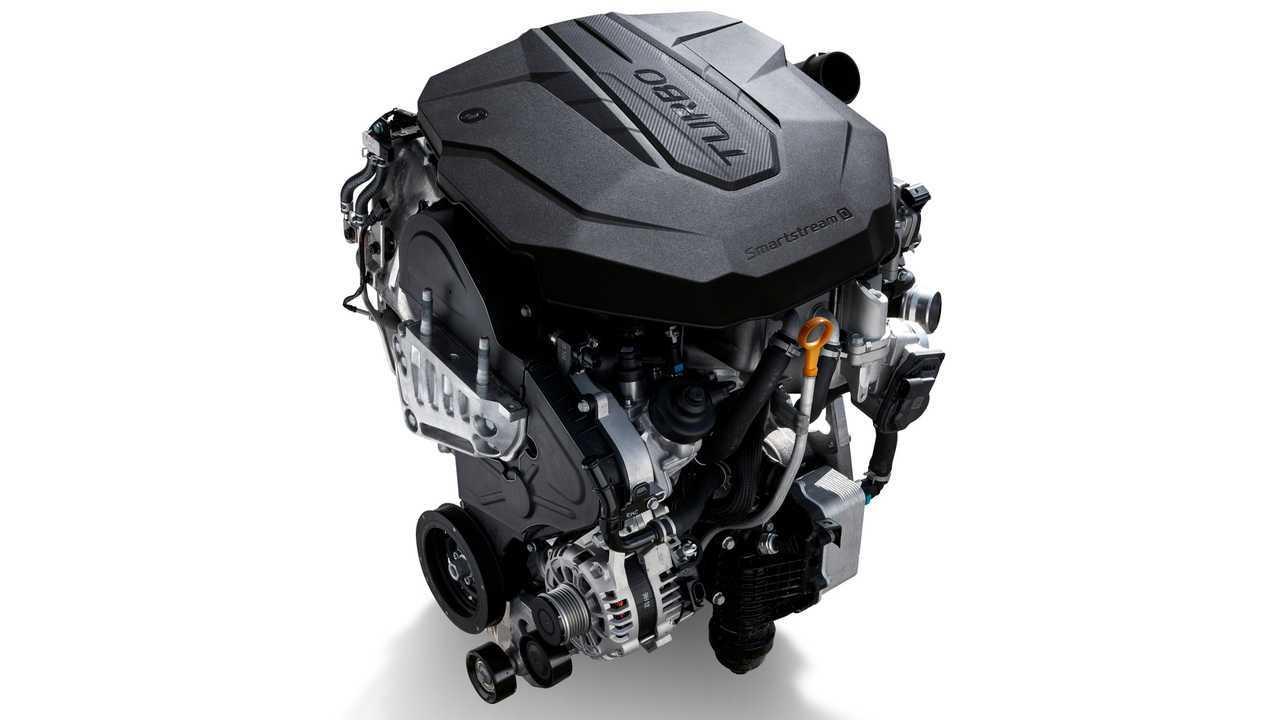 Hyundai 2.2-liter diesel Smartstream engine