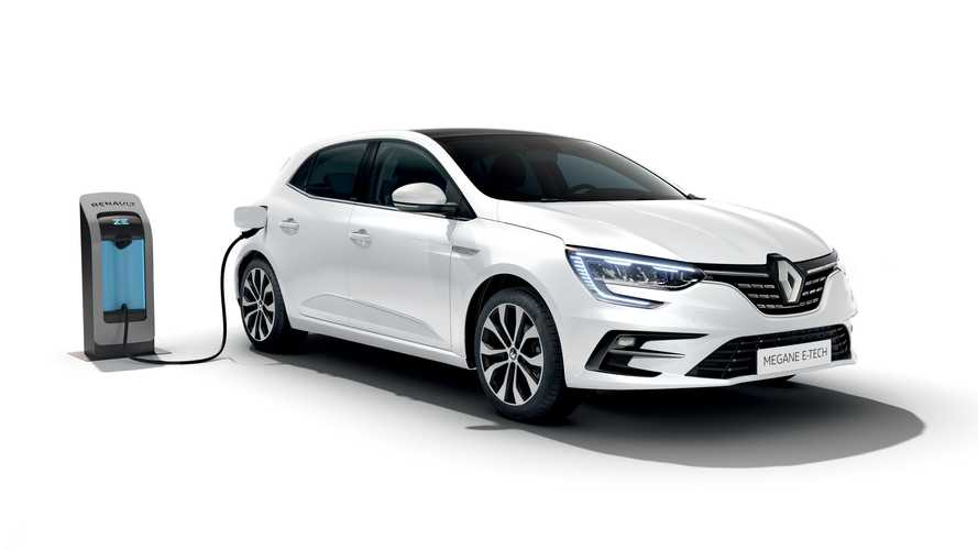 Renault Introduces 2021 Megane E-TECH PHEV