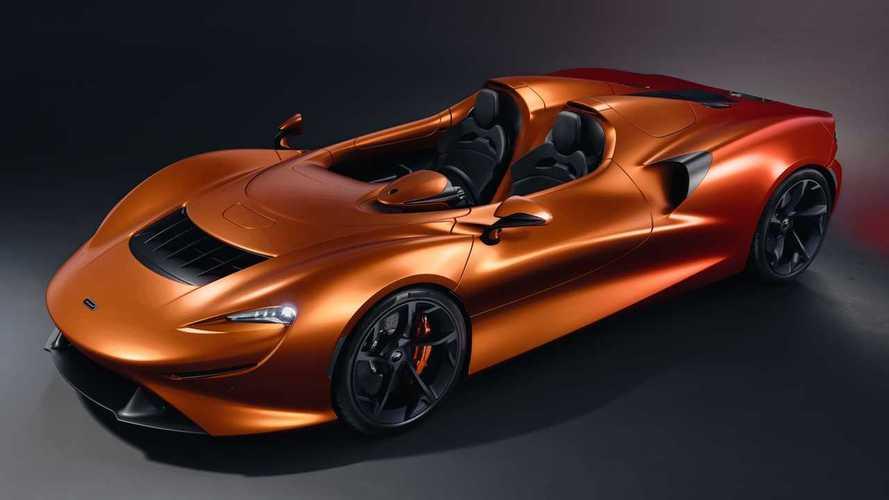 McLaren Elva - Production réduite à 149 unités et nouveaux designs