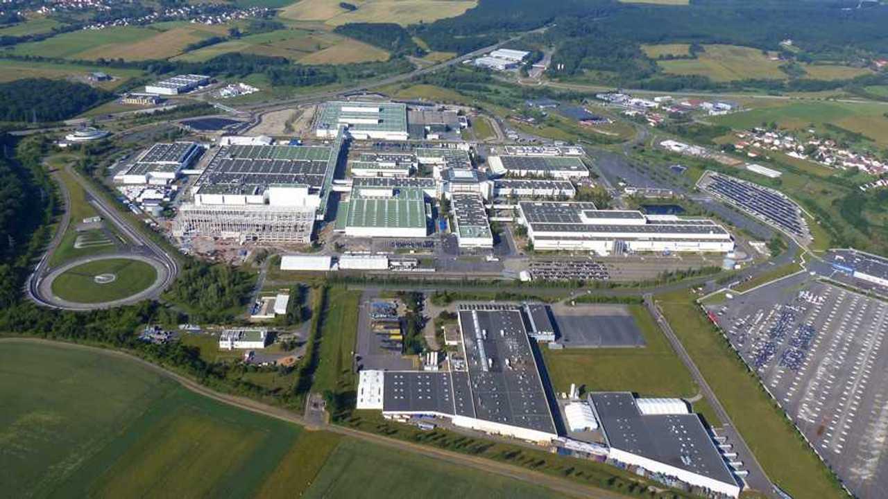 Daimler's Smart plant in France