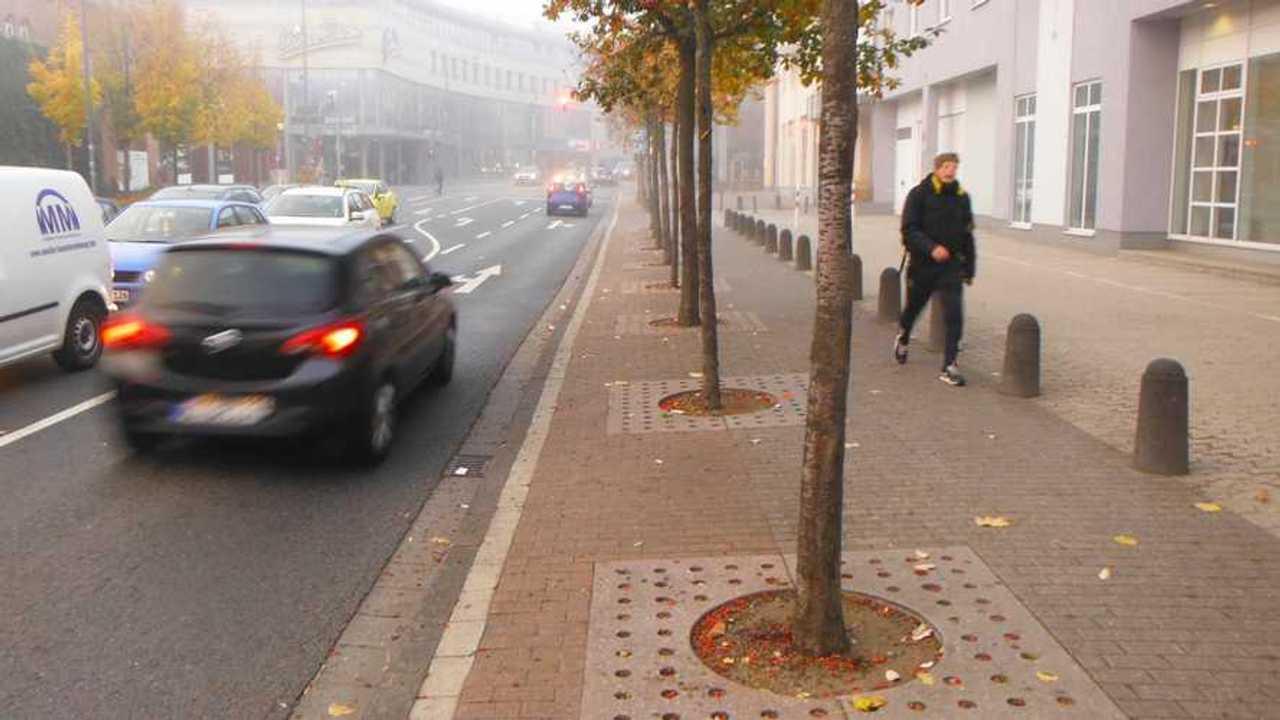 Radwegbreiten im ADAC Test: Mainz fiel, wie auch Hannover, mit