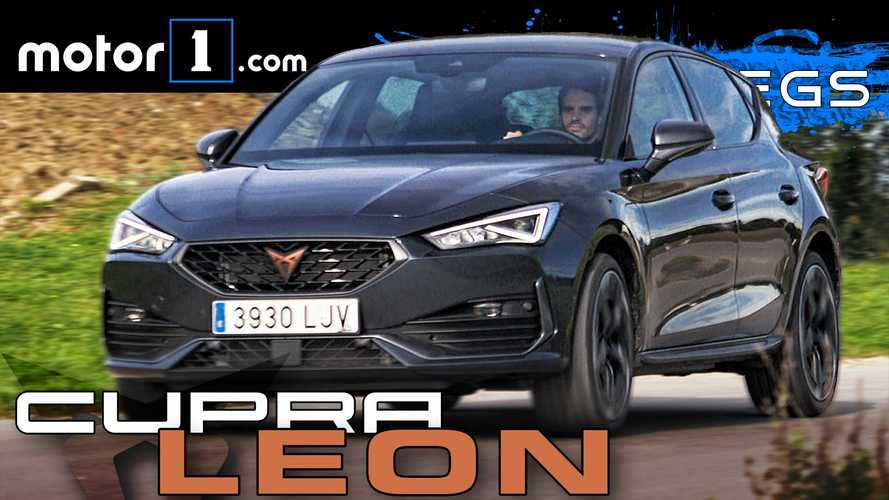 Video: Cupra Leon e-Hybrid im Test - Mit Elektro-Boost