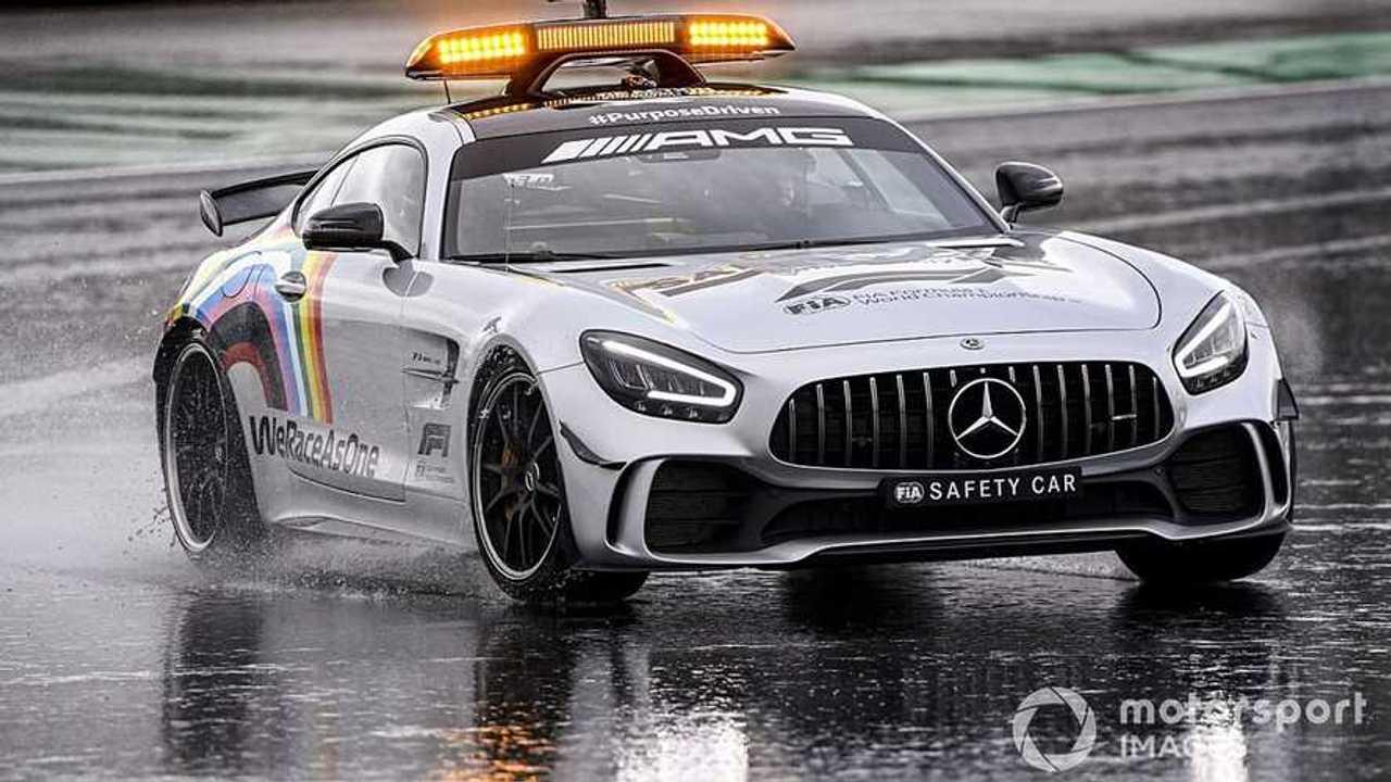 Mercedes-AMG GT R F1 Safety Car 2020
