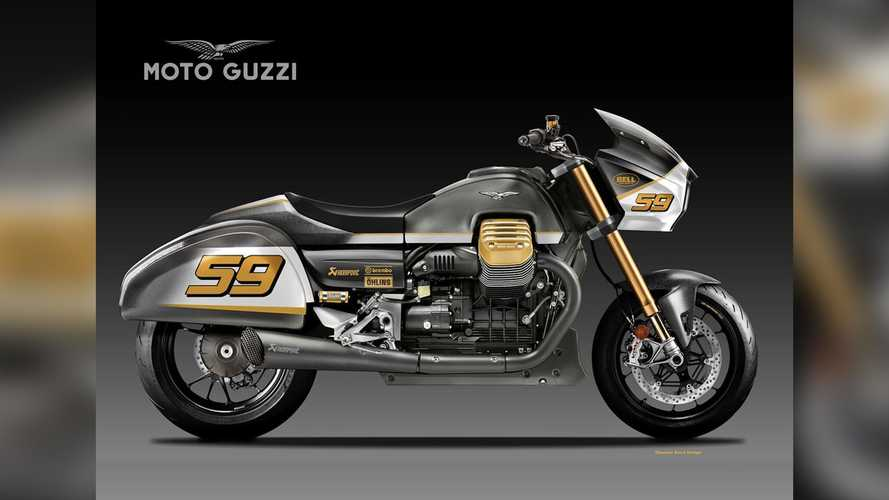 Should Moto Guzzi Compete In The King Of Baggers?