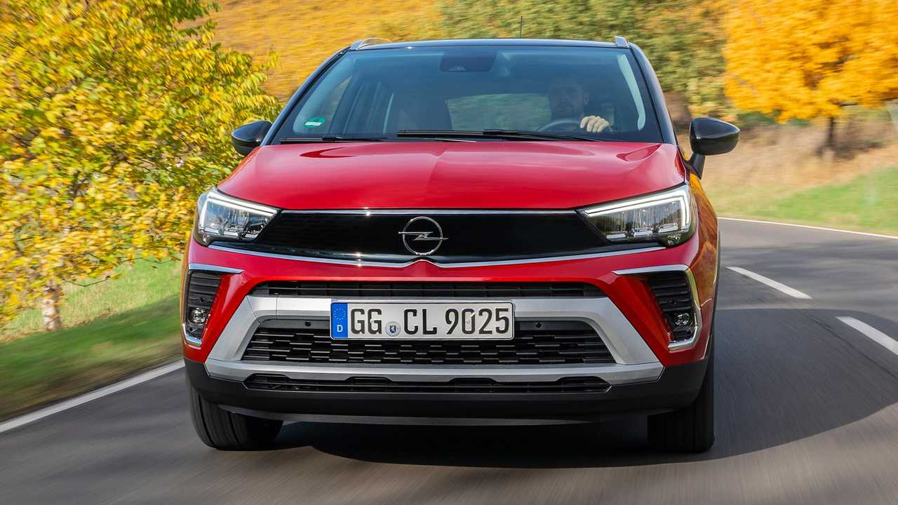 Der Opel Crossland wurde 2020 überarbeitet