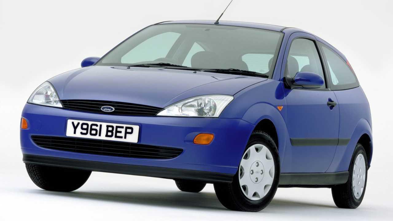 Ford Focus Mk1