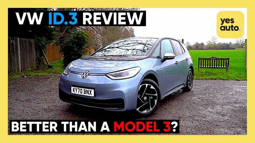 This UK video explains why the VW ID.3 beats the Tesla Model 3 in Europe