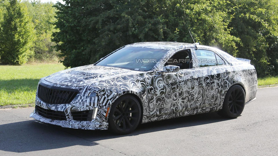 2016 Cadillac CTS-V to have 640 bhp