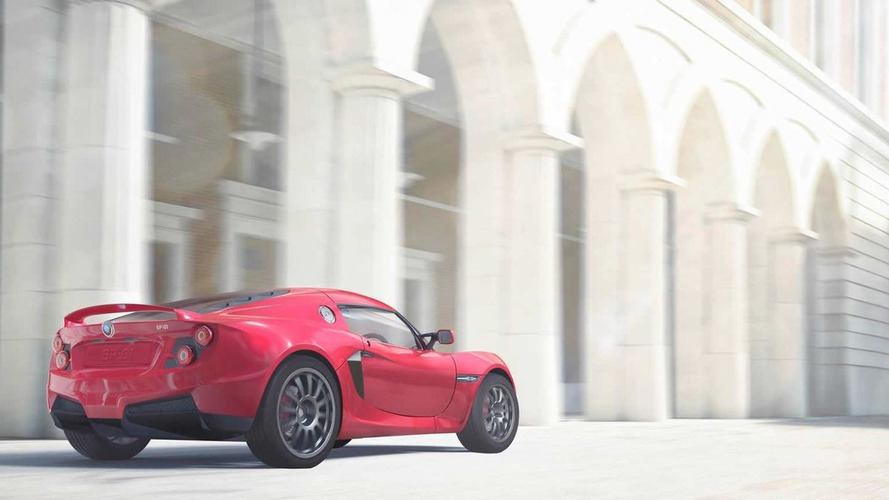 Detroit Electric shows off SP:01 final design