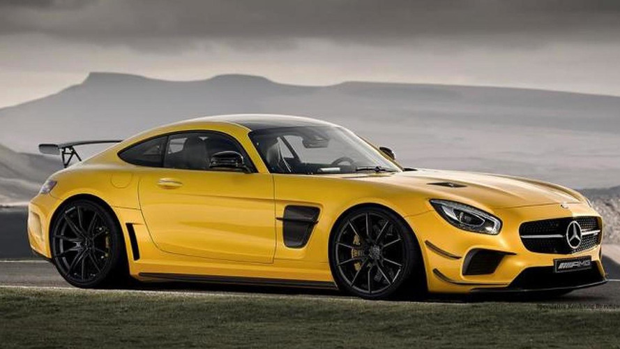 Mercedes-AMG GT Black Series confirmed for production
