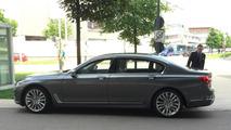 2016 BMW 7-Series live photo / Bimmertoday