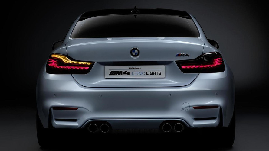 BMW announces OLED technology coming to new M model 'in the near future'