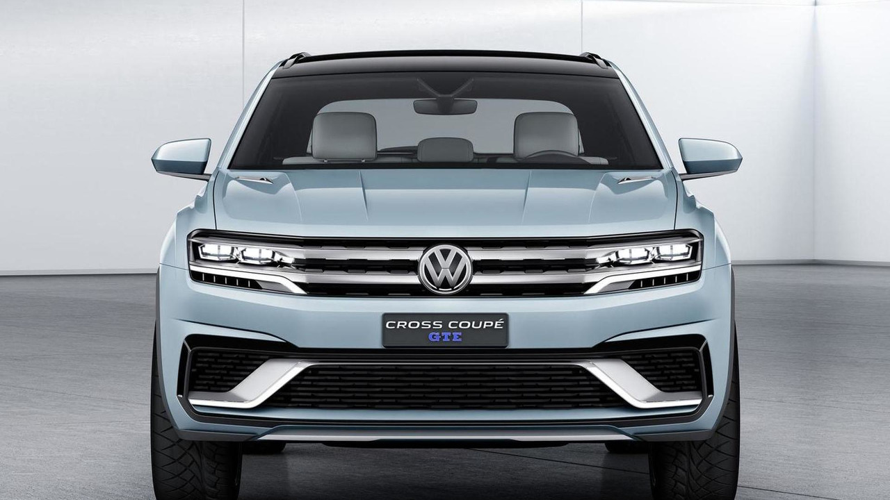 2018 VW Tiguan Hybrid: Rumor Or Reality? >> Vw Allegedly Preparing Tiguan Coupe For 2018