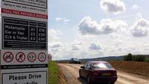 Kelston toll road