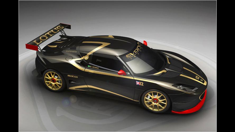 Lotus-Neulinge Bespoke Concept und Evora Enduro-GT