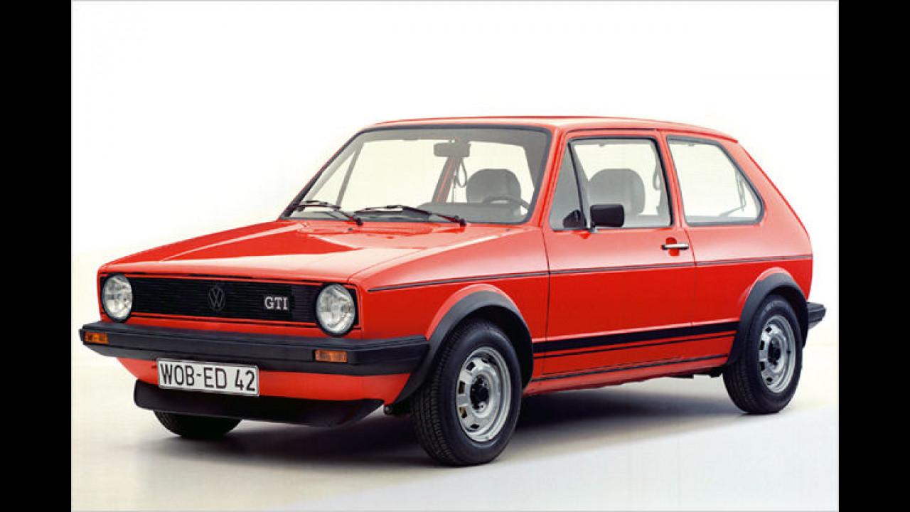 VW Golf GTI (1976)